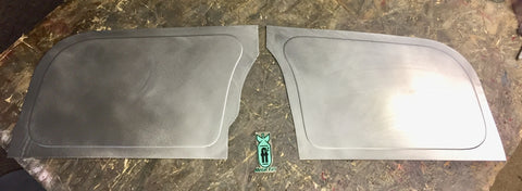 1960-1966 C-10 raised outer beaded firewall panels