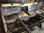 1948-1952 Ford F-1  FORD lettered door access panels