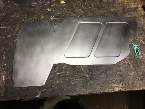 1961-1964 Chevy Impala passenger side firewall panel