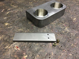1973-1987 C-10 cross hatched cup holder