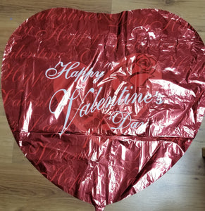 "34"" Happy Valentine's Day Foil Balloon"