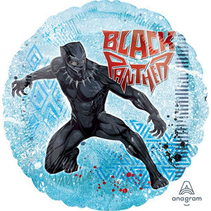 "18"" Marvel's Black Panther Foil Balloon"