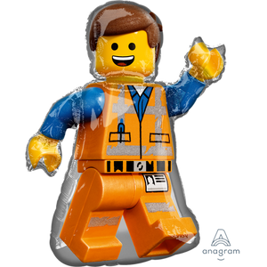 "32"" LEGO Movie 2 Foil Balloon"