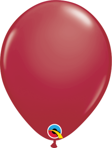 "Maroon 11"" Latex Balloon"