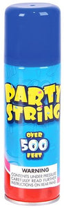 Party Silly String Blue, 3oz