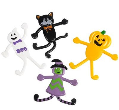 Assorted Halloween Bendables