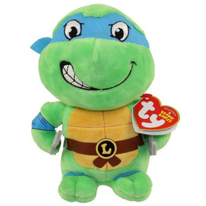 Ty Plush Teenage Mutant Ninja Turtles Leonardo