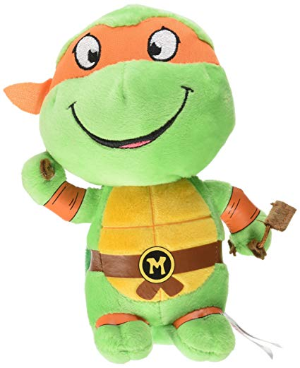 Ty Plush Teenage Mutant Ninja Turtles Michelangelo