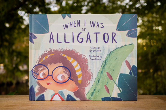 "Exploring the Wetlands with ""When I Was an Alligator"""