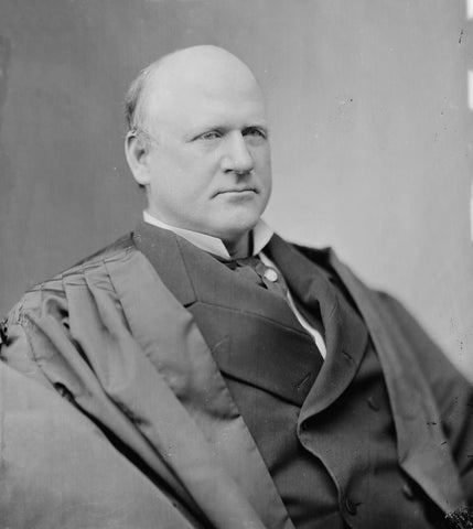 Judge John Marshall Harlan