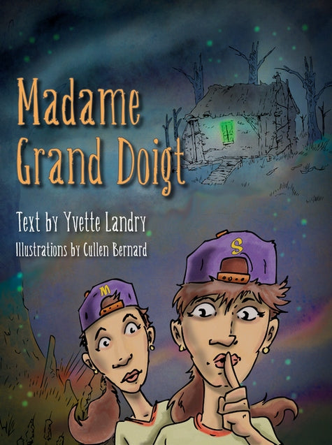 Madame Grand Doigt