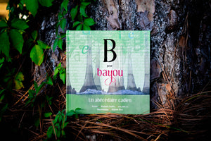 The Cajun French alphabet book, with contributors Barry Ancelet, Brenda Mounier, Kirby Jambon, and more.