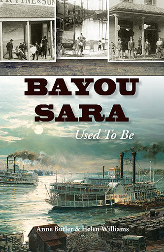 Bayou Sara: Used to Be