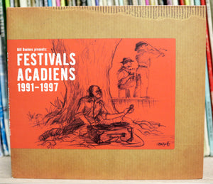 Bill Boelens Presents: Festivals Acadiens 1991-1997