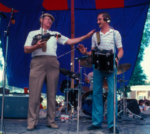 One Generation at a Time: Biography of a Cajun and Creole Music Festival