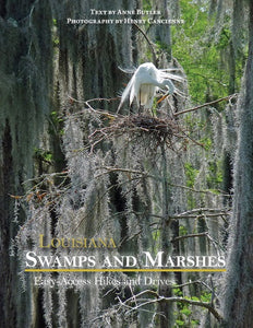 Louisiana Swamps and Marshes: Easy-Access Hikes and Drives