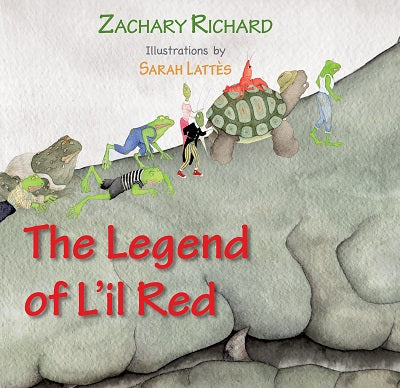 The Legend of L'il Red