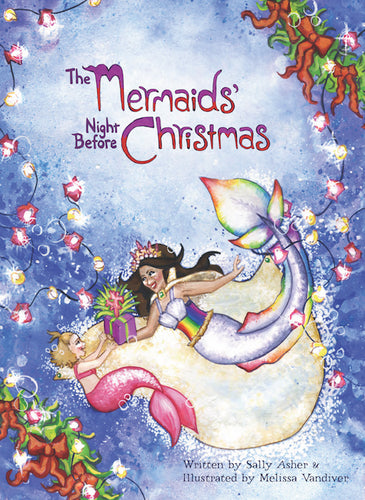 The Mermaids' Night Before Christmas