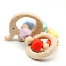 Load image into Gallery viewer, Loveheart Teether 1PCS