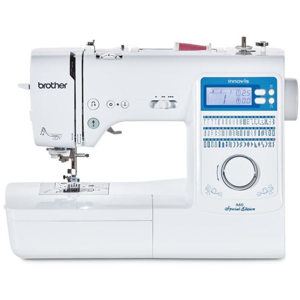Innov-is A60 Sewing Machine ** Free Creative Quilt Kit Worth £149!**-Brother-Loubodu Fabrics (4443803517013)