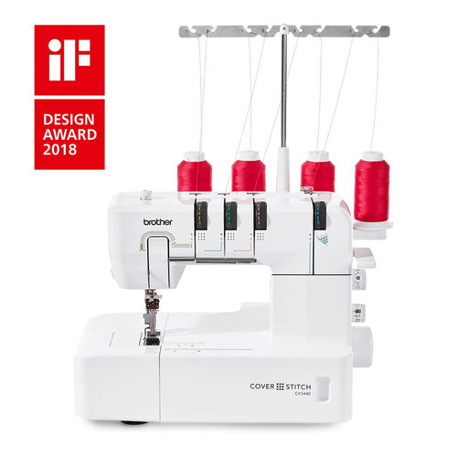 CV3440 Coverstitch Machine-Brother-Loubodu Fabrics