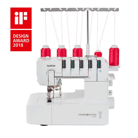 CV3550 Coverstitch Machine-Brother-Loubodu Fabrics (4449008517205)