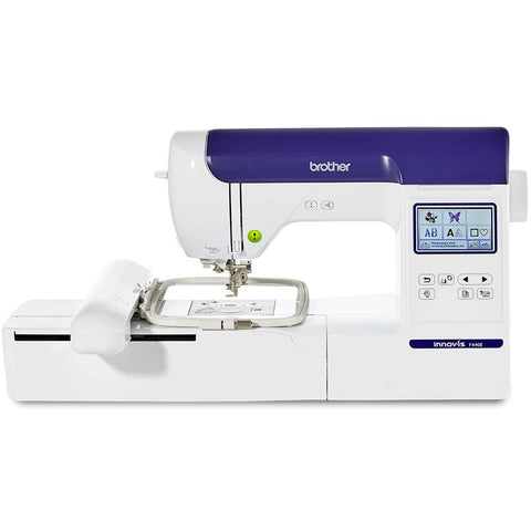 Innov-is F440E Embroidery Machine-Brother-Loubodu Fabrics (4472308334677)