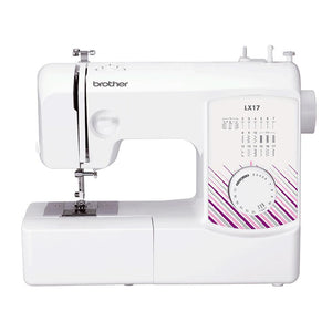 LX17 Sewing Machine-Brother-Loubodu Fabrics (4443322613845)