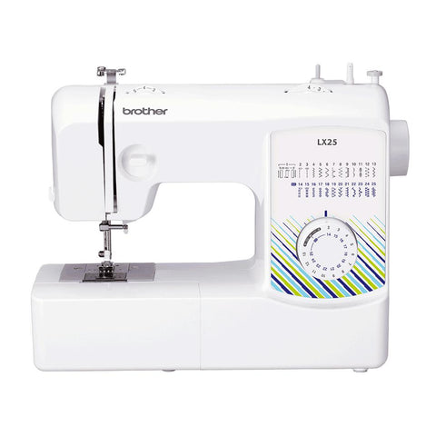 LX25 Sewing Machine-Brother-Loubodu Fabrics (4443466039381)