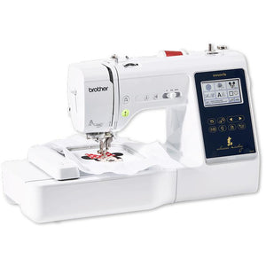 Innov-is M280D Sewing and Embroidery Machine **SAVE £200!**-Brother-Loubodu Fabrics