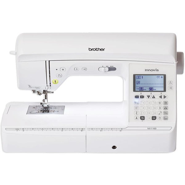 Innov-is NV1100 Sewing Machine ** Free Creative Quilt Kit Worth £149!**-Brother-Loubodu Fabrics (4446953111637)