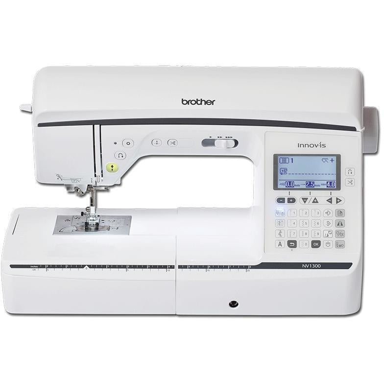 Innov-is NV1300 Sewing Machine-Brother-Loubodu Fabrics (4447160959061)