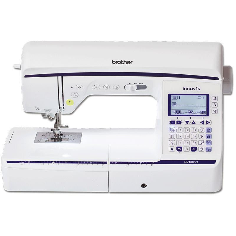 Innov-is NV1800Q Sewing Machine-Brother-Loubodu Fabrics (4448919421013)