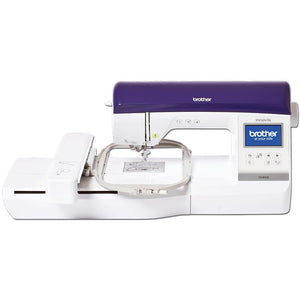 Innov-is NV800E Embroidery Machine-Brother-Loubodu Fabrics