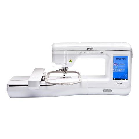 Innov-is V3 Embroidery Machine-Brother-Loubodu Fabrics (4472348344405)