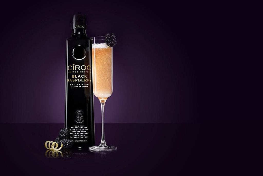 Ciroc Black Raspberry Recipes