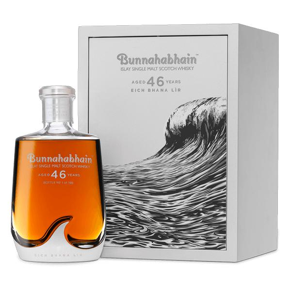 Bunnahabhain 46 Year Old Scotch Bunnahabhain