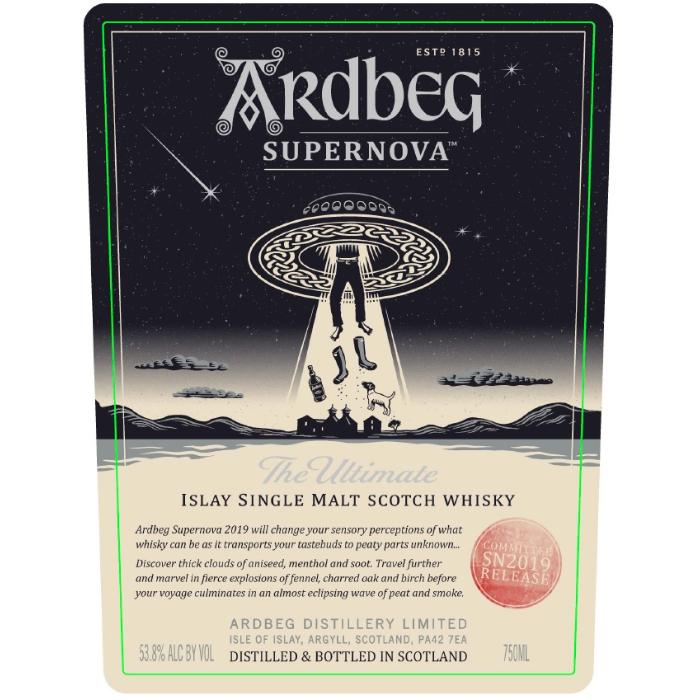 Ardbeg Supernova 2019 Scotch Ardbeg