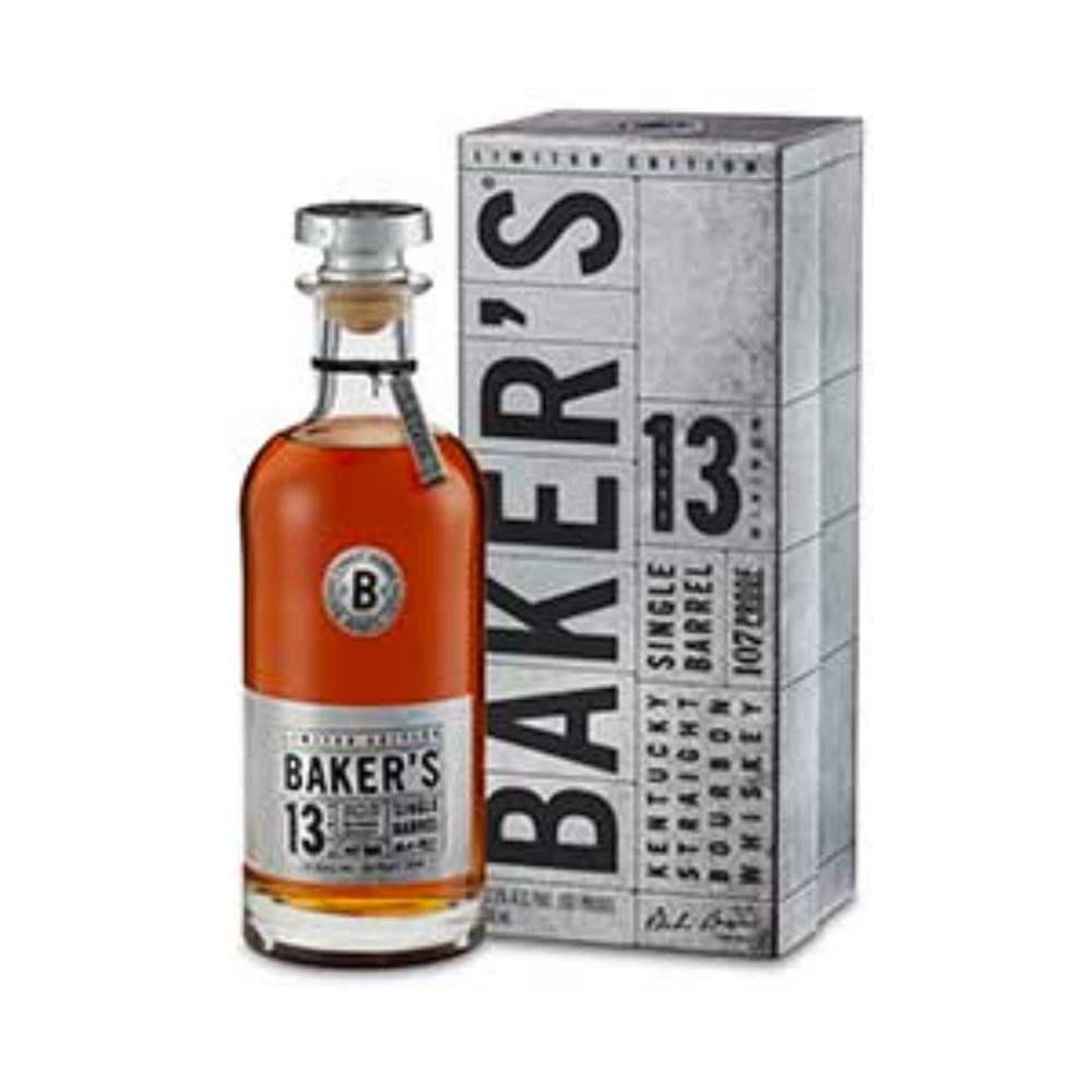 Baker's 13 Year Old Single Barrel Bourbon Bourbon Baker's Bourbon