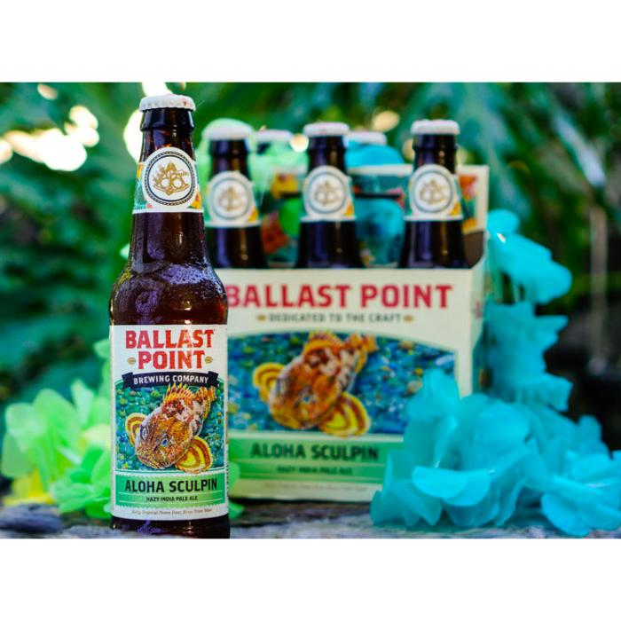 Ballast Point Aloha Sculpin IPA Beer Ballast Point