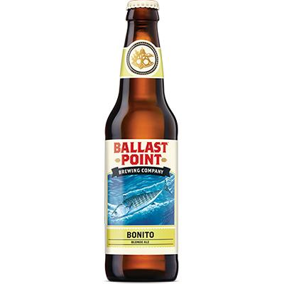 Ballast Point Bonito Blonde Ale Beer Ballast Point