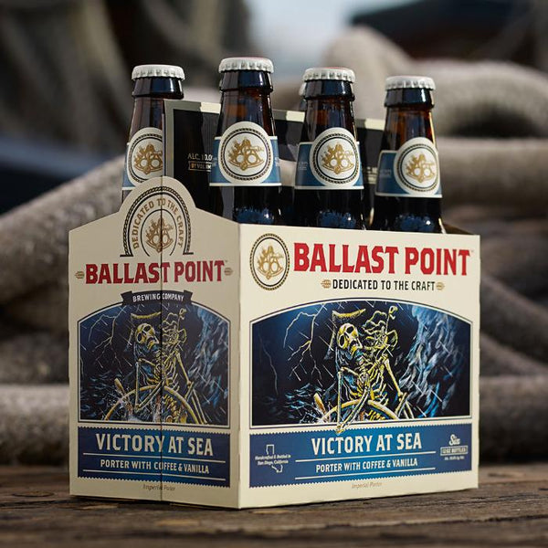 Ballast Point Victory at Sea Beer Ballast Point