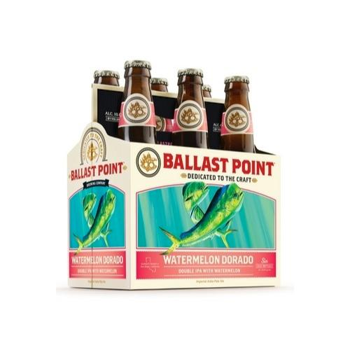 Ballast Point Watermelon Dorado Double IPA Beer Ballast Point