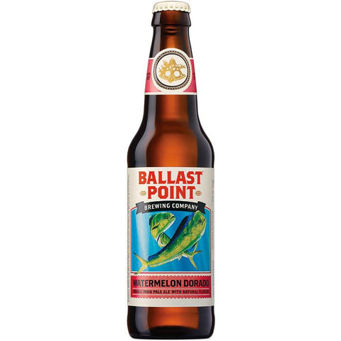 Ballast Point Watermelon Dorado Double IPA