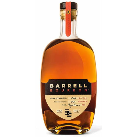 Barrell Bourbon Batch 16