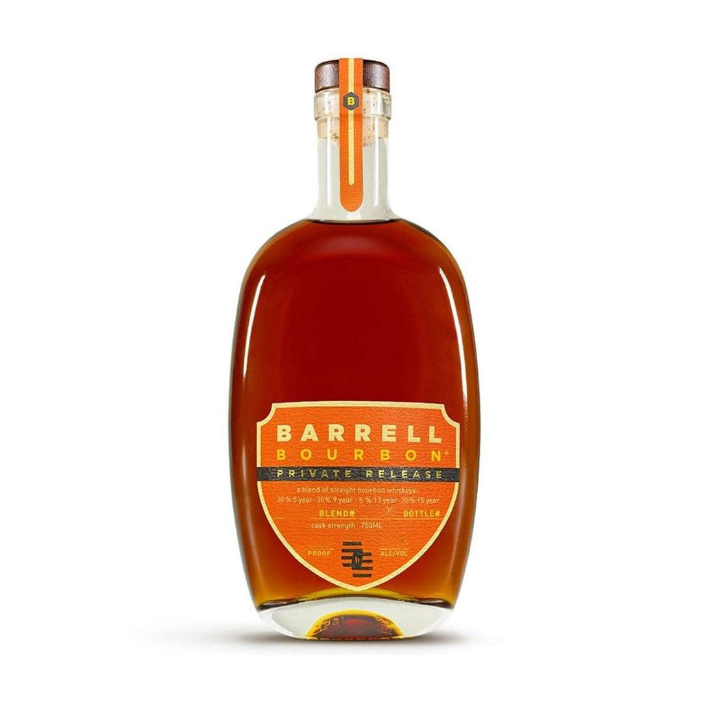 Barrell Bourbon Private Release A02i Blend Bourbon Whiskey Barrell Bourbon