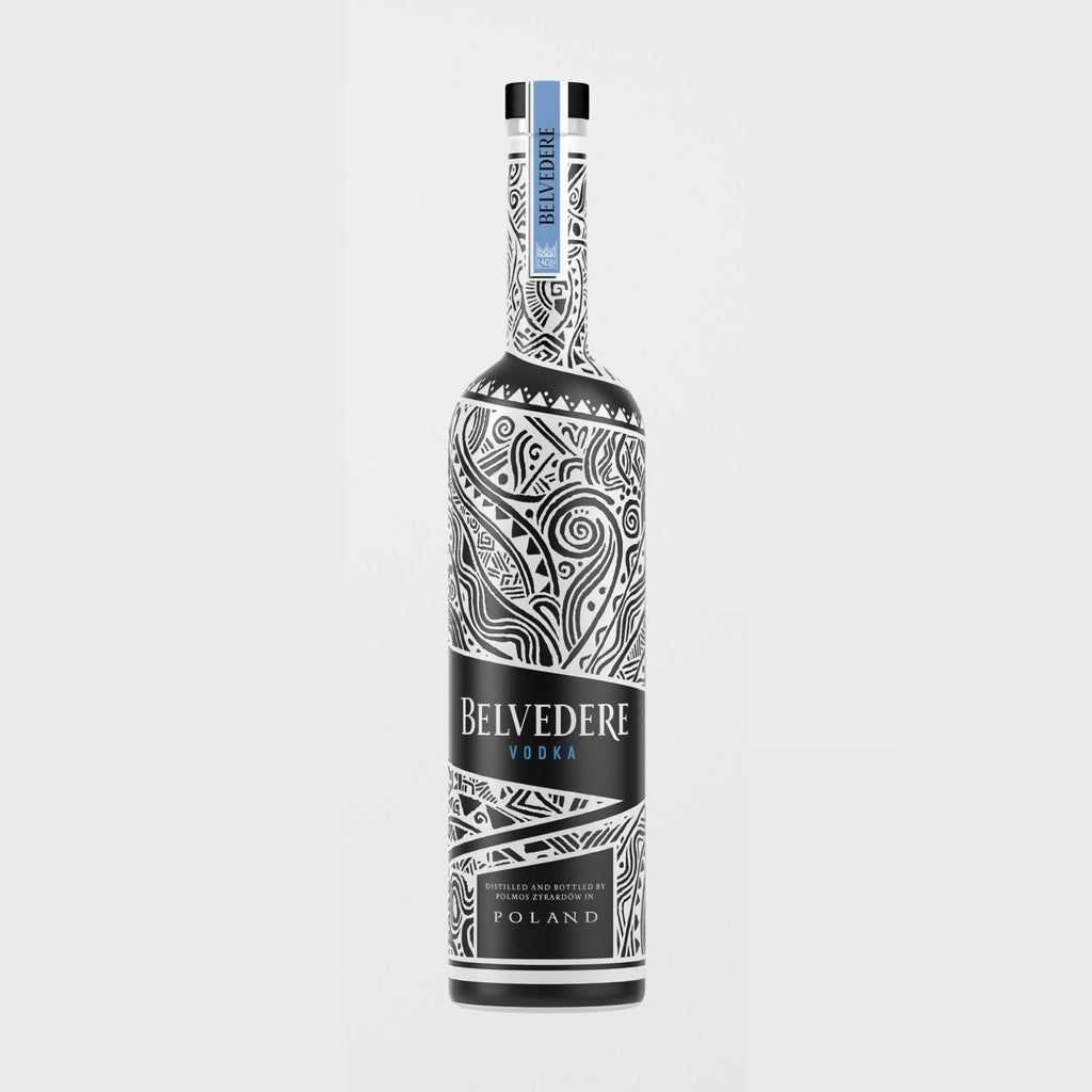 Belvedere Vodka Láolú Limited Edition Vodka Belvedere Vodka