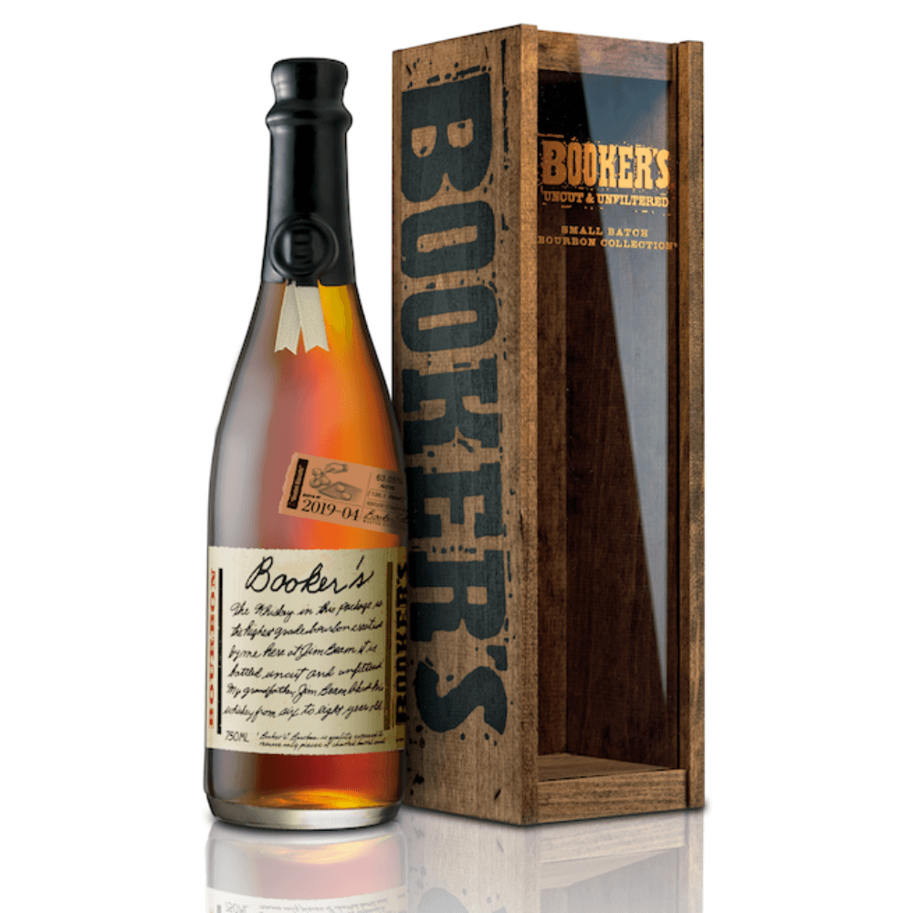 "Booker's 2019-04 ""Beaten Biscuits"" Bourbon Booker's"