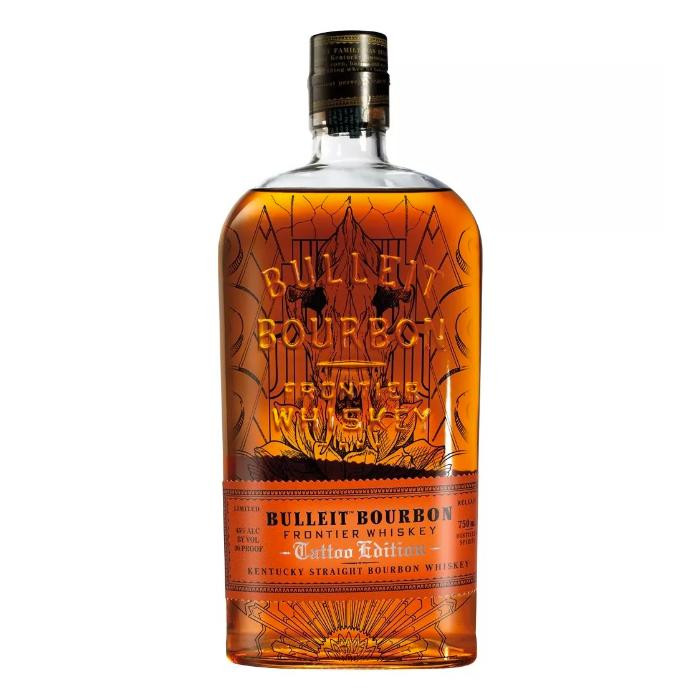 Bulleit Bourbon Tattoo Edition | L.A. Bottle Bourbon Bulleit