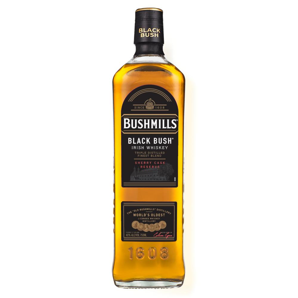 Bushmills Black Bush Sherry Cask Reserve Irish whiskey Bushmills